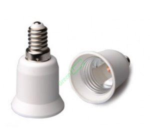 E14 to E27 Light Adaptor