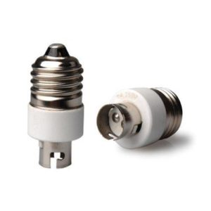 E27 to B15 Light Adaptor