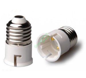 E27 to B22 Light Adaptor