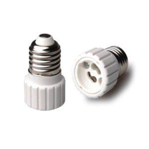 E27 to GU10 Light Adaptor