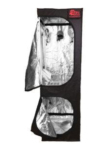 Epic Twin Tier Grow Tent 80  x 80 x 200 cm