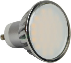 GU10-5004A Frosted Front SMD 3000k