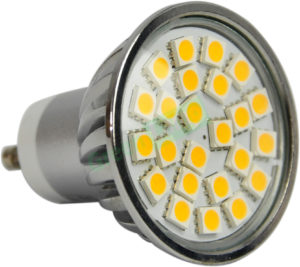 GU10 24 SMD DIMMABLE 3000k