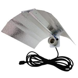 Wing Reflector E27/E40 – White
