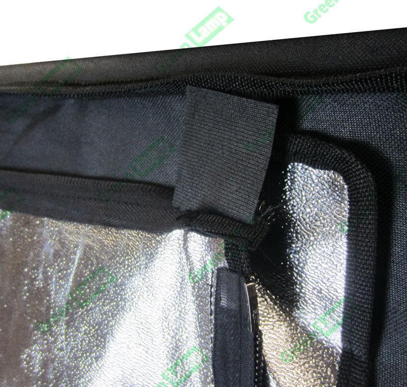 Premium 1 5m X 1 5m X 2m 600d Silver Mylar Grow Tent Box